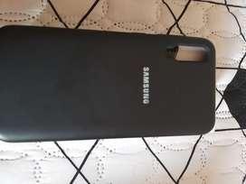 Forro silicone casa 10/10 Samsung  A30s