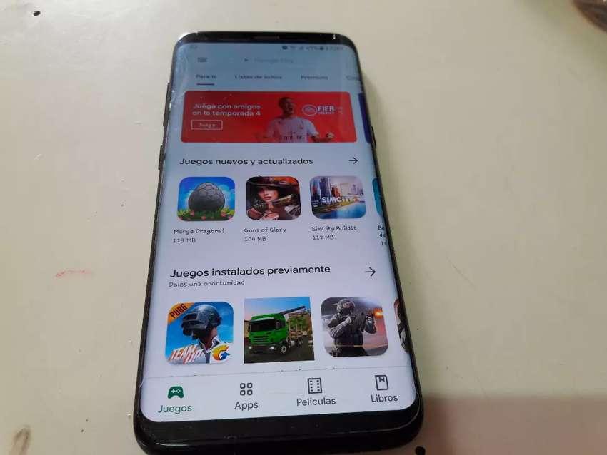 Vendo Samsung S8 $8.000 0