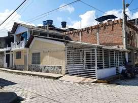 Vendo casa sector centro de Tumaco