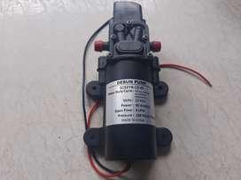 Bomba 12 voltios diafragma 45w 108 psi