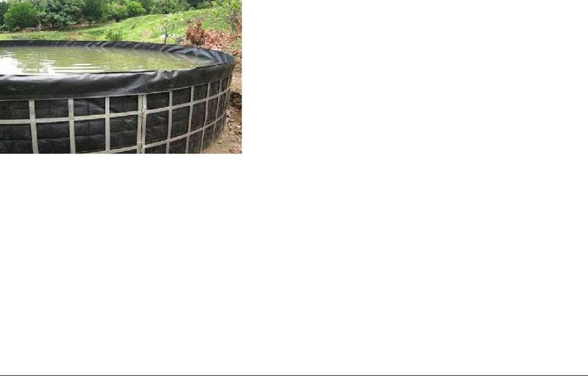 venta de tanques piscicolas con su equipo de aireación 0