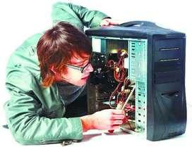 Se realiza mantenimiento y reparaciones de pc