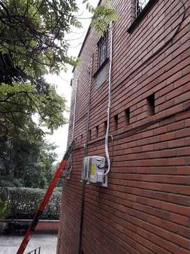 Aire acondicionado instalacion y reparacion