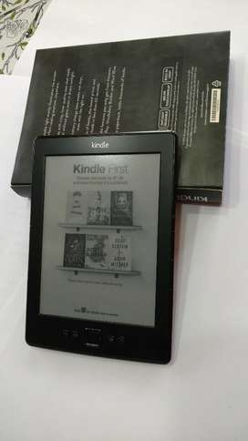 Vendo E-book Kindle , Amazon's 6''