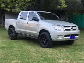 Camioneta Toyota
