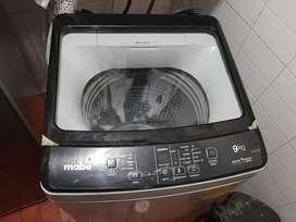 Vendo lavadora mabe 9kg casi nueva