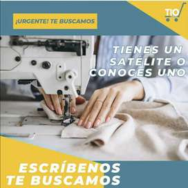 BUSCAMOS SATELITES PARA COCER DESDE CASA