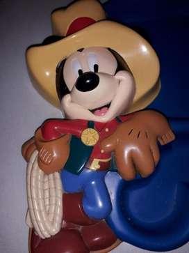 PLATO PRIMERAS PAPILLAS - Mickey Vaquero-Disney