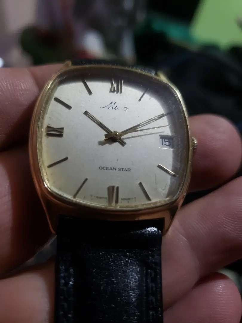 Reloj mido antiguo automatico 0