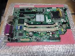 PLACA MADRE HP COMPAQ DC-7800 PC DESKTOCK-AREQUIPA-PERU.