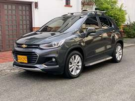 CHEVROLET TRACKER LTZ 2018 AT 1.8CC GASOLINA AA AB ABS FULL