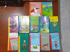 Libros infantiles colección torre de papel