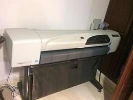 HP designjet 510 plotter, excelente estado