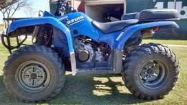 Cuatri Yamaha Bruin - 350 - 4x4 - IMPECABLE
