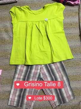 Vendo ropa de marca para nena de 6 años