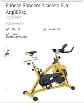 Bicicleta de rpm
