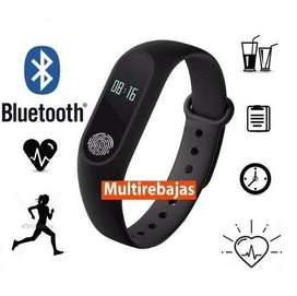 Pulsera Deportiva Reloj Smart Watch M2 Banda Fit Smartwatch