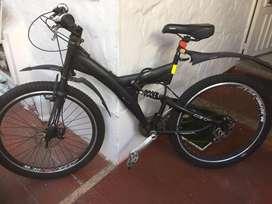 bicicleta GW de cambios barata , motivo viaje
