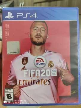 Juego FIFA 2020