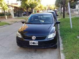 VW Voyage 2012 con GNC