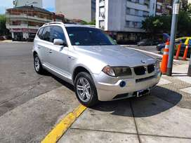 BMW X3 3.0i 4x4 Full Patentada 2016 Excelente estado.