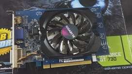 Tarjeta Grafica Nvidia Geforce Gt 730 2GB DDR3