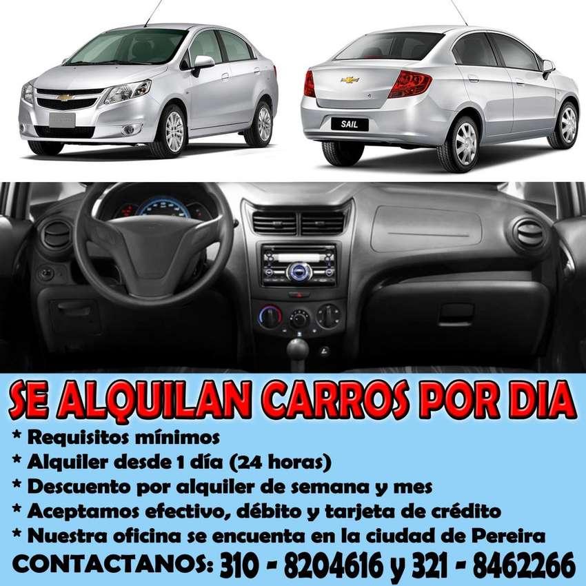 ALQUILAMOS CARROS EN PEREIRA 0