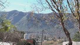 Vendo lote de 300mts con escritura y una Increíble vista a las Sierras
