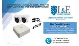 Servicio de instalación de cámaras
