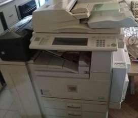 Fotocopiadora Impresora Lanier Ld145 usada