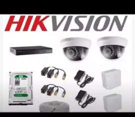 Soporte Técnico Cámaras Hikvision E Instalación