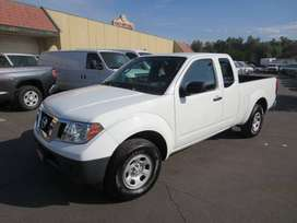 NISSAN FRONTIER 2016, KING CAB