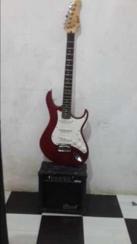 venta de guitarra electrica en buen estas tiempo de compra 11 meeses