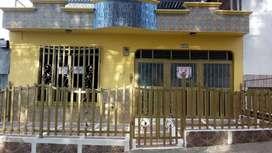 Se vende hermosa casa en el barrio san José. Negociable