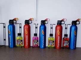 Extintores de lujo para carro
