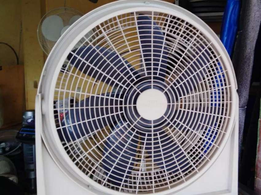 Ventilador Lakewood De Piso 0
