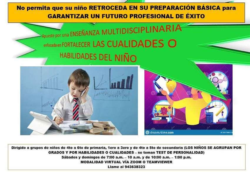CLASES DE MATEMÁTICA / PROFESOR DE MATEMÁTICA /CLASES POR ZOOM O TEAMVIEWER 0
