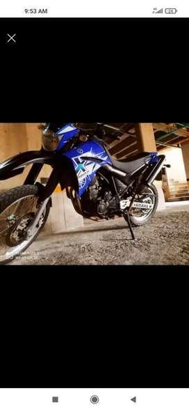 Yamaha XT 660R full inyection