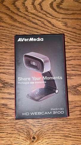 avermedia HD WEBCAM 3100 - PW3100