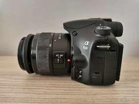 Cámara Sony A58