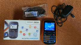 Vendo Alcatel once touch 585A