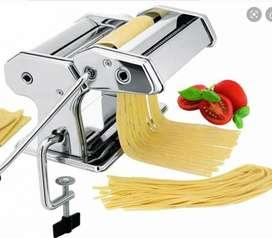 Maquina laminadora manual para pastas y fideos