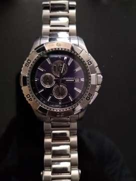 vendo o cambio Reloj Pierre Bonnet cronógrafo original verificable