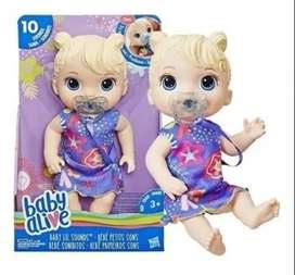 Baby Alive Bebote Con Sonidos Y Chupete Hasbro