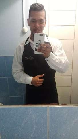 Busco trabajo para mozo part time turno noche