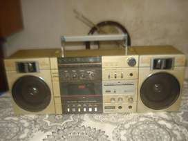 Radiograbador Noblex P 70s De Coleccion Funciona No Envio, usado segunda mano  La Paternal, Capital Federal