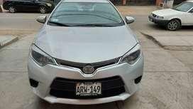 Vendo auto Toyota corolla $14000.00