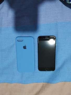 iPhone 7 de 32GB negro mate