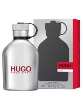 Perfume Hugo Boss ice 125 ML original caballero