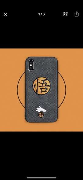 Estuche iPhone Xr Dragon Ball Z